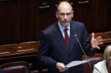 New Italian Prime Minister Enrico Letta